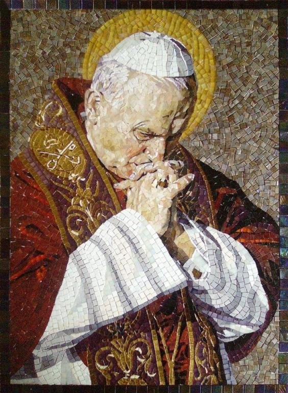 Saint_John_Paul_II_mosaic_art_mosaico_arte_mozaika_artystyczna_#JohnPaulII