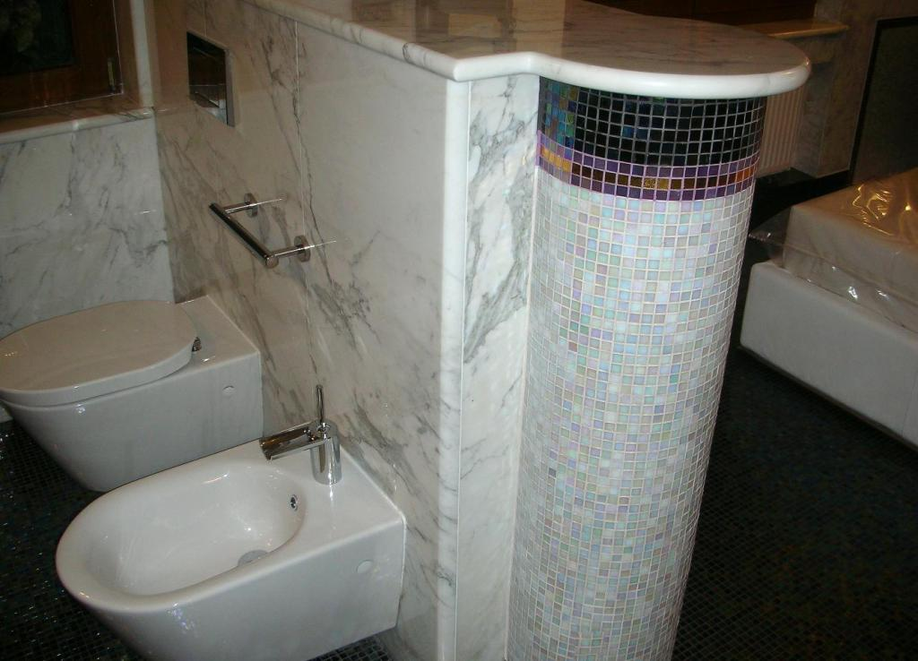 mosaic+bathroom+design+#mosaicbathroom