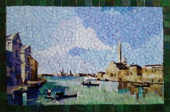 mosaic_painting_mozaika_artystyczna_Guardi_#mosiacguardi