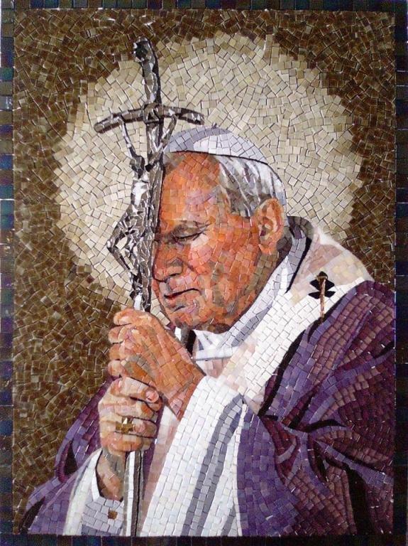 John_Paul_II_mozaika_artystyczna_szklana_mosaic_art